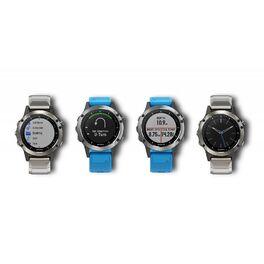Морские часы Garmin Quatix 5 Sapphire (010-01688-42) #1