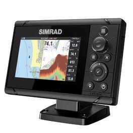 Эхолот-картплоттер SIMRAD Cruise-5, ROW Base Chart, 83/200 XDCR (000-14998-001) #1