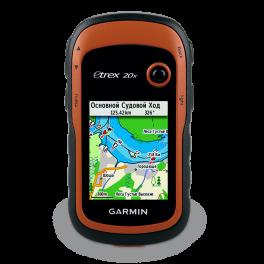 Навигатор Garmin eTrex 20X GPS, Глонасс Russia (010-01508-01) #1