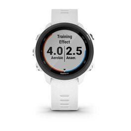 Спортивные часы Garmin Forerunner 245 Music, GPS, Wi-Fi, Black/White (010-02120-31) #2