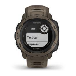 Защищенные GPS-часы Garmin Instinct Tactical, цвет Coyote Tan (010-02064-71) #5
