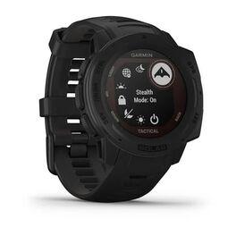 Защищенные GPS-часы Garmin Instinct Tactical, Solar, цвет Black (010-02293-03) #1