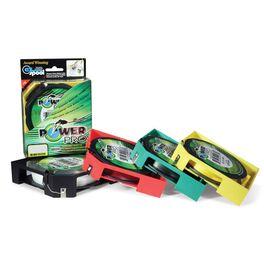 Леска плетеная Power Pro 275м Hi-Vis Yellow 0,13 (PP275HVY013) #2