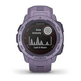 Защищенные GPS-часы Garmin Instinct Solar, цвет Orchid (010-02293-02) #9