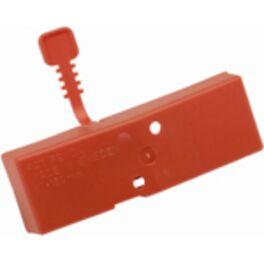 Чехол MORA на ножи ручных ледобуров ICE Easy диам. 150 мм. (цвет красный) (2-3134) #1