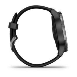 Смарт часы Garmin Vivoactive 4 черные с серым безелем (010-02174-13) #3