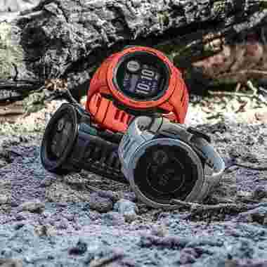Защищенные GPS-часы Garmin Instinct, цвет Tundra (010-02064-01) #4