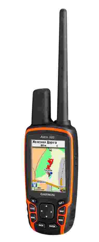 Устройство слежения за собаками Garmin Astro 320/T5 (010-01041-F1) #2