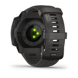 Защищенные GPS-часы Garmin Instinct, цвет Monterra Gray (010-02064-00) #4