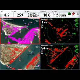 Радар SIMRAD 4G Radar (000-10421-001) #1