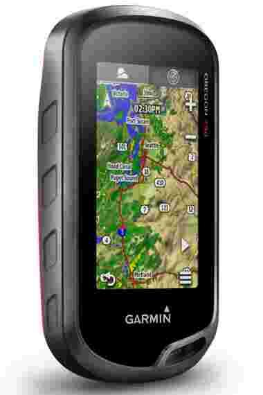 Навигатор Garmin Oregon 750t с картами России ТОПО 6 (010-01672-34) #3