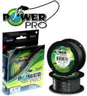 Леска плетеная Power Pro 275м Moss Green 0,41 (PP275MGR041)