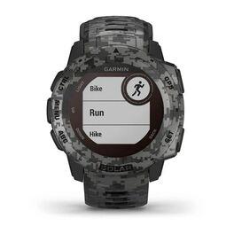 Защищенные GPS-часы Garmin Instinct Solar, цвет Graphite Camo (010-02293-05) #3