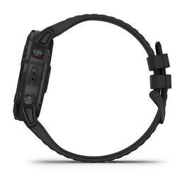 Мультиспортивные часы Garmin Fenix 6X PRO с GPS, черные с черным ремешком (010-02157-01) #9