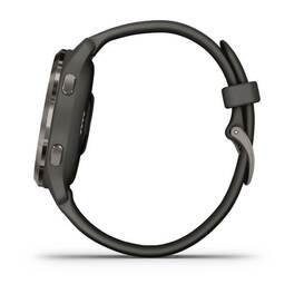 Смарт-часы Garmin Venu 2S, Wi-Fi, GPS, серые с силиконовым ремешком (010-02429-10) #6