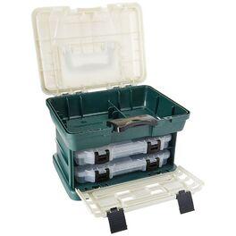 Ящик Plano 1362-00 для приманок с 2-мя коробками 340х254х247 мм (1362-00) #2