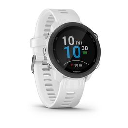 Спортивные часы garmin forerunner 245 music, gps, wi-fi, black/white. Артикул: 010-02120-31