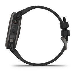 Мультиспортивные часы Garmin Fenix 6X Sapphire с GPS, серые с черным ремешком (010-02157-11) #9