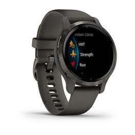 Смарт-часы garmin venu 2s, wi-fi, grey/slate с gps. Артикул: 010-02429-10