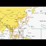 Карта navionics 35xg Японское море, Владивосток, Желтое море (35xg s. china sea - japan) Navionics. Артикул: 35XG S. CHINA SEA - JAPAN