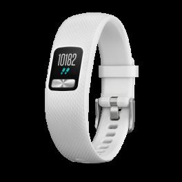 Фитнес-браслет garmin vivofit 4 белый стандартного размера. Артикул: 010-01847-11