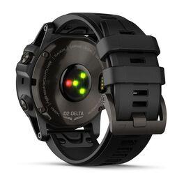 Навигатор-часы для пилотов Garmin D2 delta PX с титановым ремешком (010-01989-31) #5