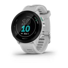 Спортивные часы garmin forerunner 55 gps, whitestone. Артикул: 010-02562-11
