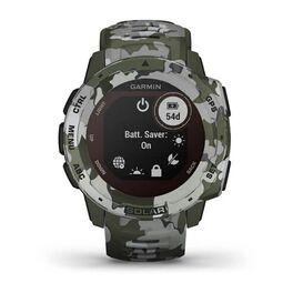 Защищенные GPS-часы Garmin Instinct Solar, цвет Lichen Camo (010-02293-06) #6