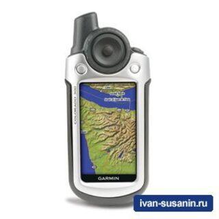 GPS навигатор Garmin Colorado 300