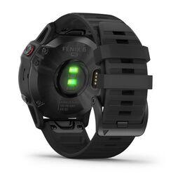 Мультиспортивные часы Garmin Fenix 6 PRO с GPS, черные с черным ремешком (010-02158-02) #8