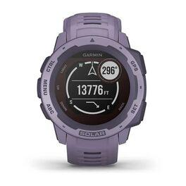 Защищенные GPS-часы Garmin Instinct Solar, цвет Orchid (010-02293-02) #5