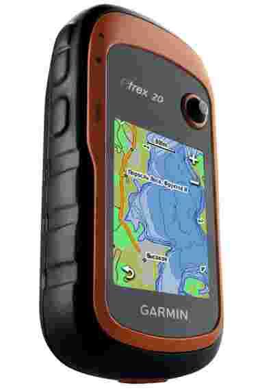 Навигатор Garmin eTrex 20X GPS, Глонасс Russia (010-01508-01) #2