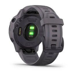 Мультиспортивные часы Garmin Fenix 6S Pro Solar GPS, аметистовый с темно-серым ремешк (010-02409-15) #8