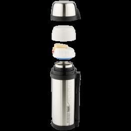 Термос из нержавеющей стали thermos fdh stainless steel vacuum flask, 2.00l. Артикул: 923653
