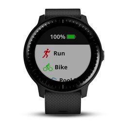 Смарт-часы Garmin Vivoactive 3 MUSIC, с функцией GARMIN PAY, черные (010-01985-03) #3