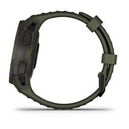 Защищенные GPS-часы Garmin Instinct Tactical, Solar, цвет Moss (010-02293-04) #8