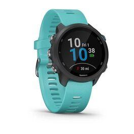 Спортивные часы Garmin Forerunner 245 Music, GPS, Wi-Fi, Black/Aqua (010-02120-32) #1