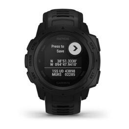 Защищенные GPS-часы Garmin Instinct Tactical, цвет Black (010-02064-70) #3