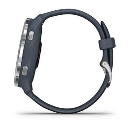 Смарт-часы Garmin Venu 2, Wi-Fi, GPS, синий гранит с силиконовым ремешком (010-02430-10) #6