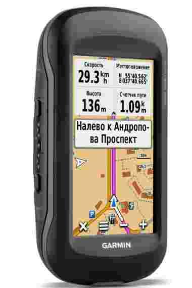 Навигатор Montana 680t, GPS/ГЛОНАСС topo Russia Garmin. Артикул: 010-01534-13