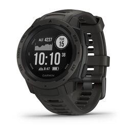 Защищенные gps-часы garmin instinct graphite. Артикул: 010-02064-00