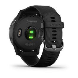Смарт часы Garmin Vivoactive 4 черные с серым безелем (010-02174-13) #5