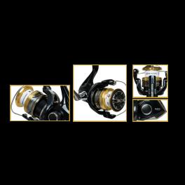 Катушка безынерционная Shimano 16 NASCI 1000 FB (NAS1000FB) #1