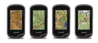 Навигаторы Garmin серии «Oregon»