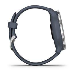 Смарт-часы Garmin Venu 2, Wi-Fi, GPS, синий гранит с силиконовым ремешком (010-02430-10) #3