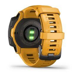 Защищенные GPS-часы Garmin Instinct Solar, цвет Sunburst (010-02293-09) #7
