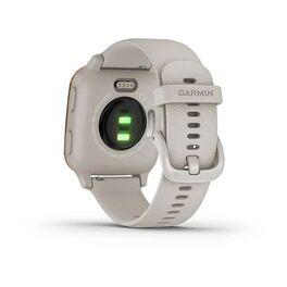 Смарт-часы Garmin Venu Sq NFC Music с золотистым безелем и песочным ремешком (010-02426-11) #5