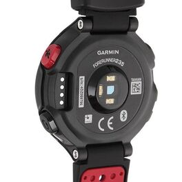 Спортивные часы Garmin Forerunner 235 Black/Marsala Red (010-03717-71) #3