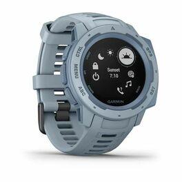 Защищенные GPS-часы Garmin Instinct, цвет Sea Foam (010-02064-05) #1