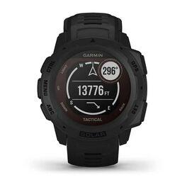 Защищенные GPS-часы Garmin Instinct Tactical, Solar, цвет Black (010-02293-03) #4
